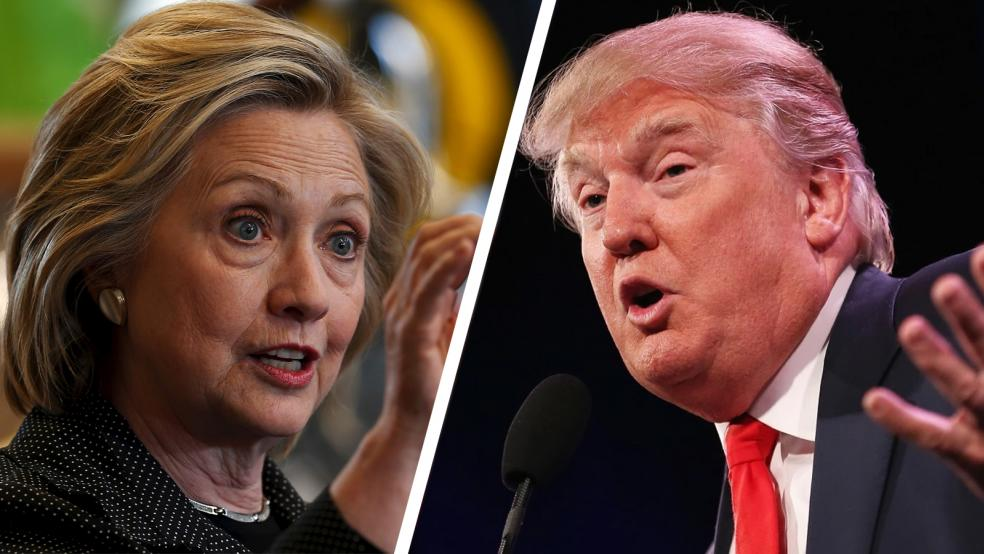 Clinton vs. Trump: Get Ready for the Nastiest General Election in ...