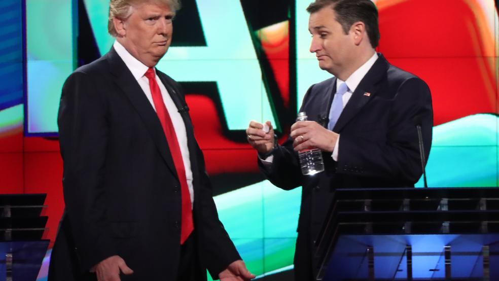 How Trump Got Outfoxed by Cruz in Louisiana