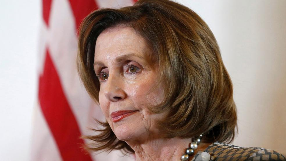 Pelosi: Trump 'Put His Daughter On The Phone' During First Call