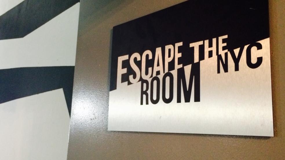 Escape Room For Economics