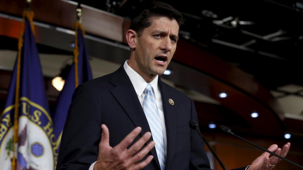 House Speaker Ryan won't be in Wisconsin when Trump comes
