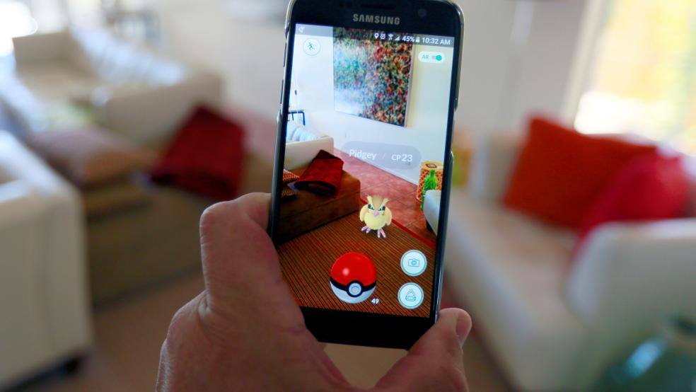 A look at 'Pokemon Go' and how it works