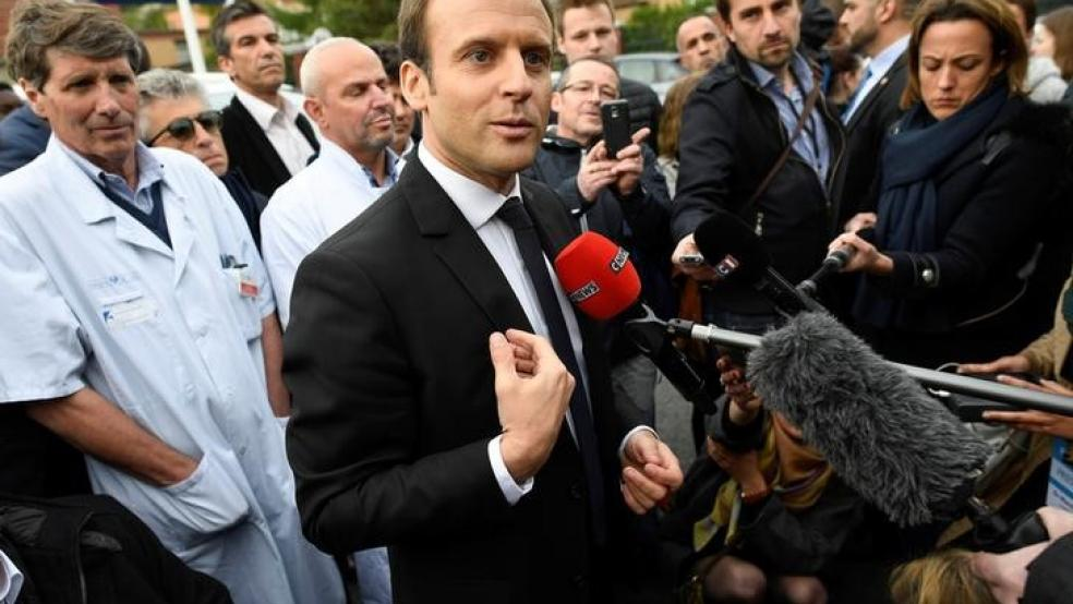 After the presidency, parliament: Macron faces new battle