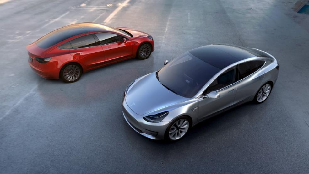 Tesla unveils new Model 3 with more affordable price