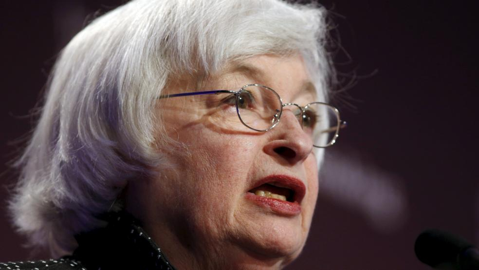 Yellen says case for rates rise stronger