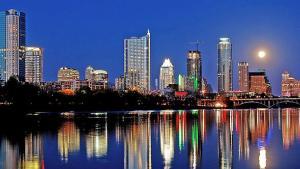 17. Austin-Round Rock, Texas