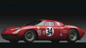 1964 Ferrari 250 LM - $12 million to $15 million