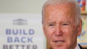 "U.S. President Biden promotes ""Build Back Better Agenda"" during visit to Connecticut"
