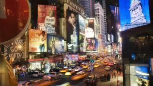 2) New York