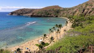Hanauma Bay Nature Preserve, Oahu, Hawaii