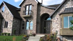 2. Manufactured stone veneer