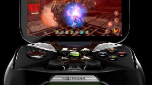 <p>Chipmaker Nvidia is aggressively invading the video game market with a flurry of new products ostensibly developed to compete with Microsoft, Sony, and Nintendo. Front and center is the Nvidia Shield, a portable console replete with joysticks and but