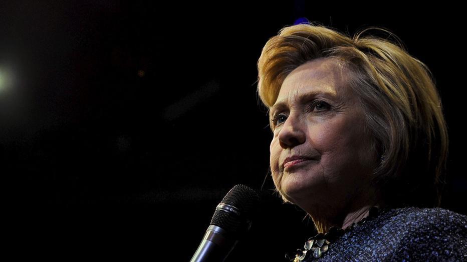 Democratic U.S. presidential candidate Hillary Clinton attends a campaign event in Philadelphia