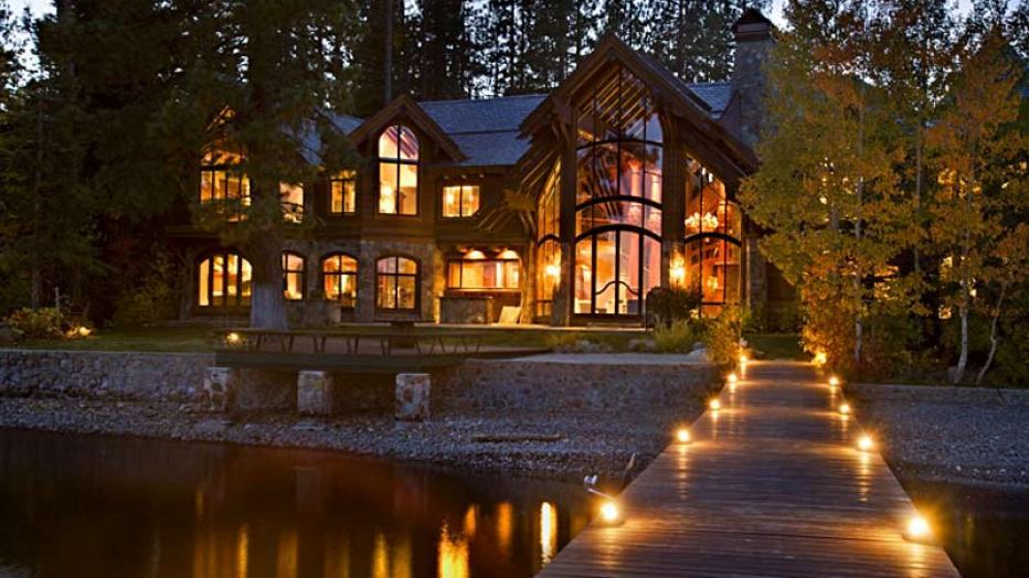 Lake Tahoe Estate - California