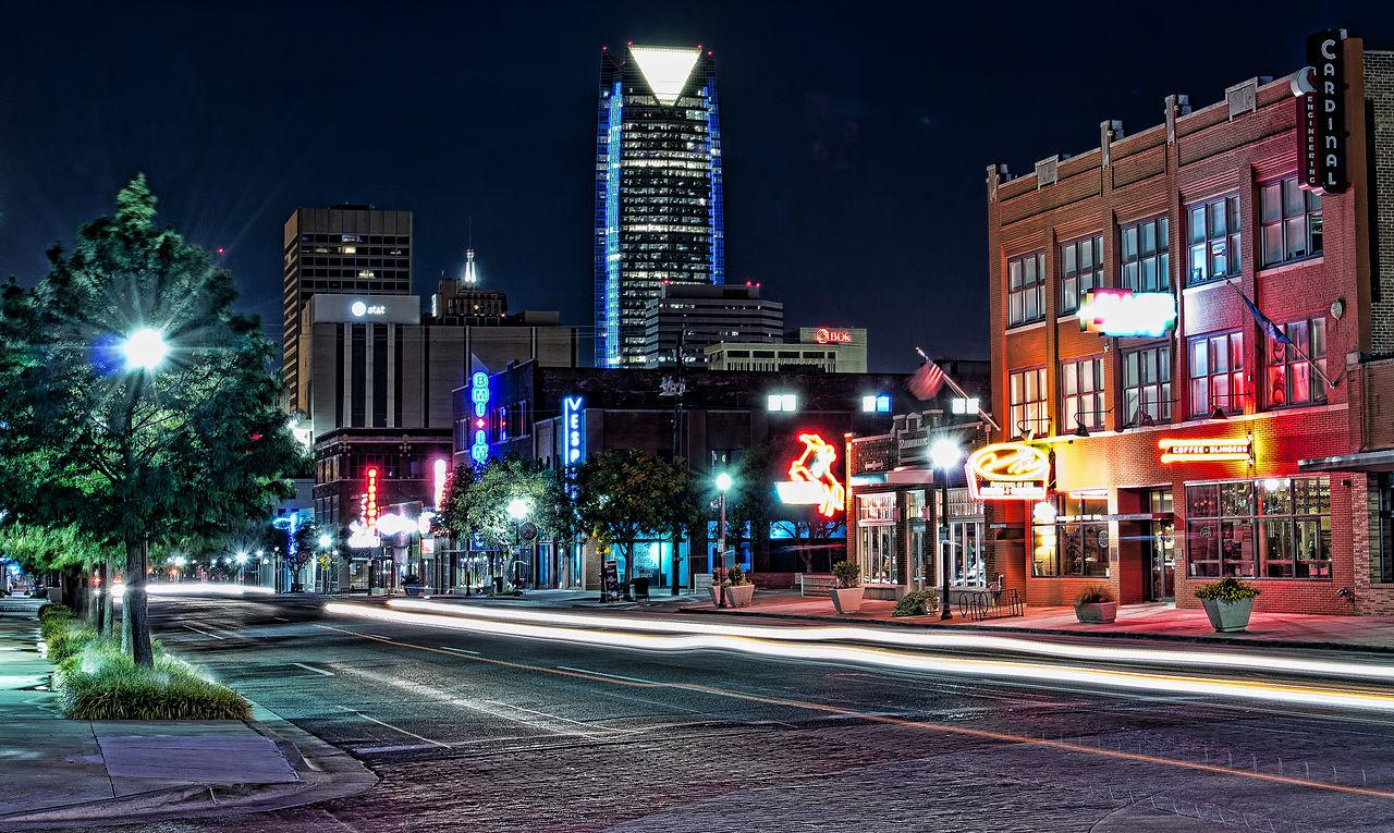 best cities for jobs in 2016 the fiscal times 10 oklahoma city oklahoma