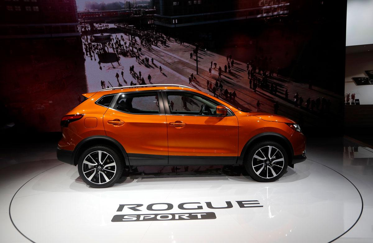 Nissan Rogue 2018 >> The Worst Cars at the 2017 Detroit Auto Show | The Fiscal Times