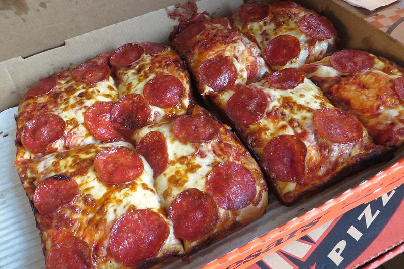 9)Little Caesars