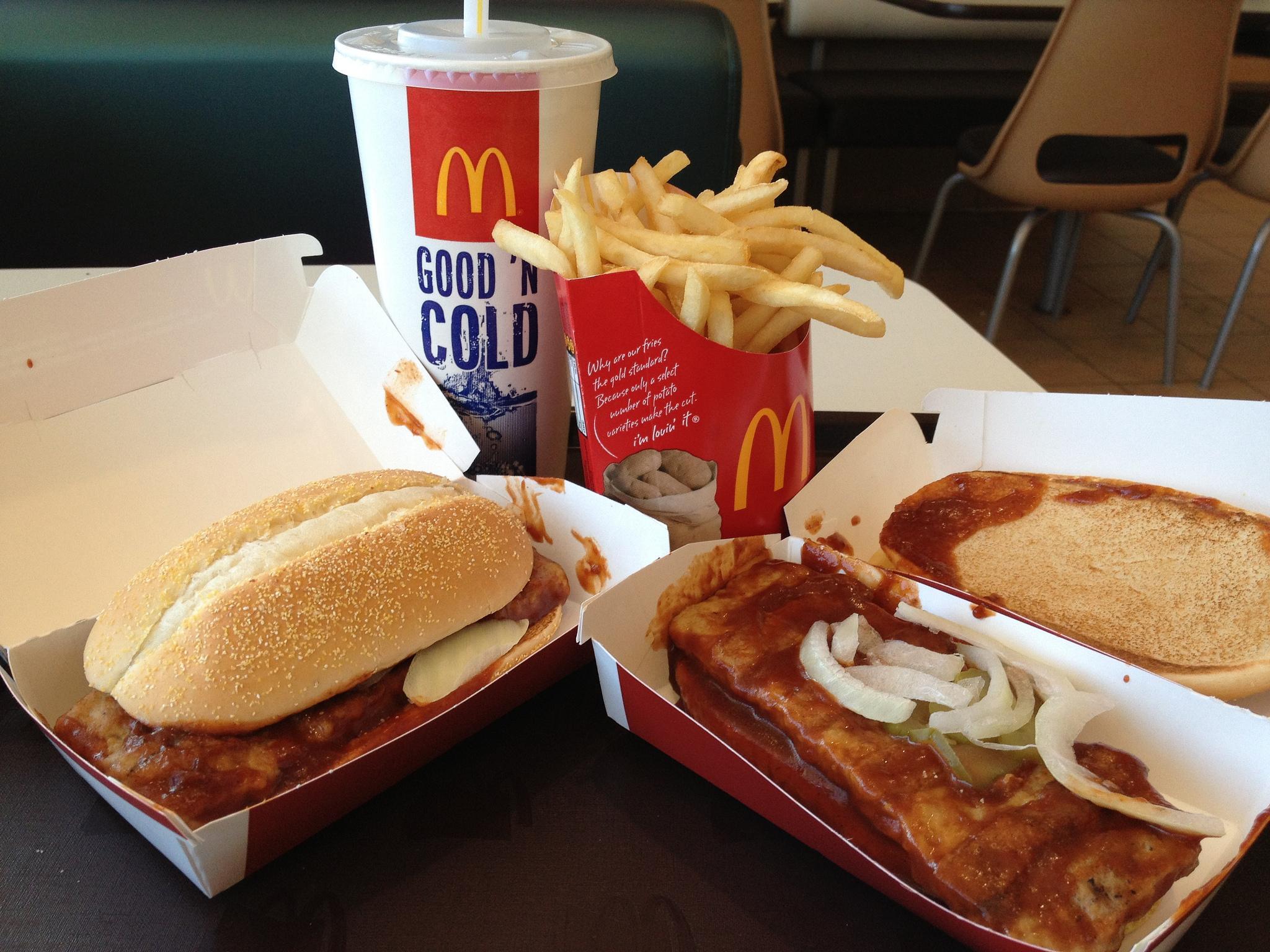 4) McDonald's