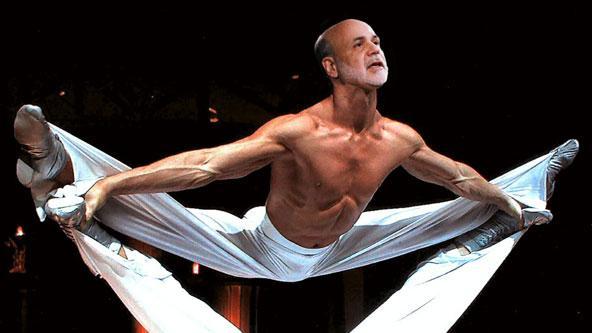 Bernanke Takes Center Stage