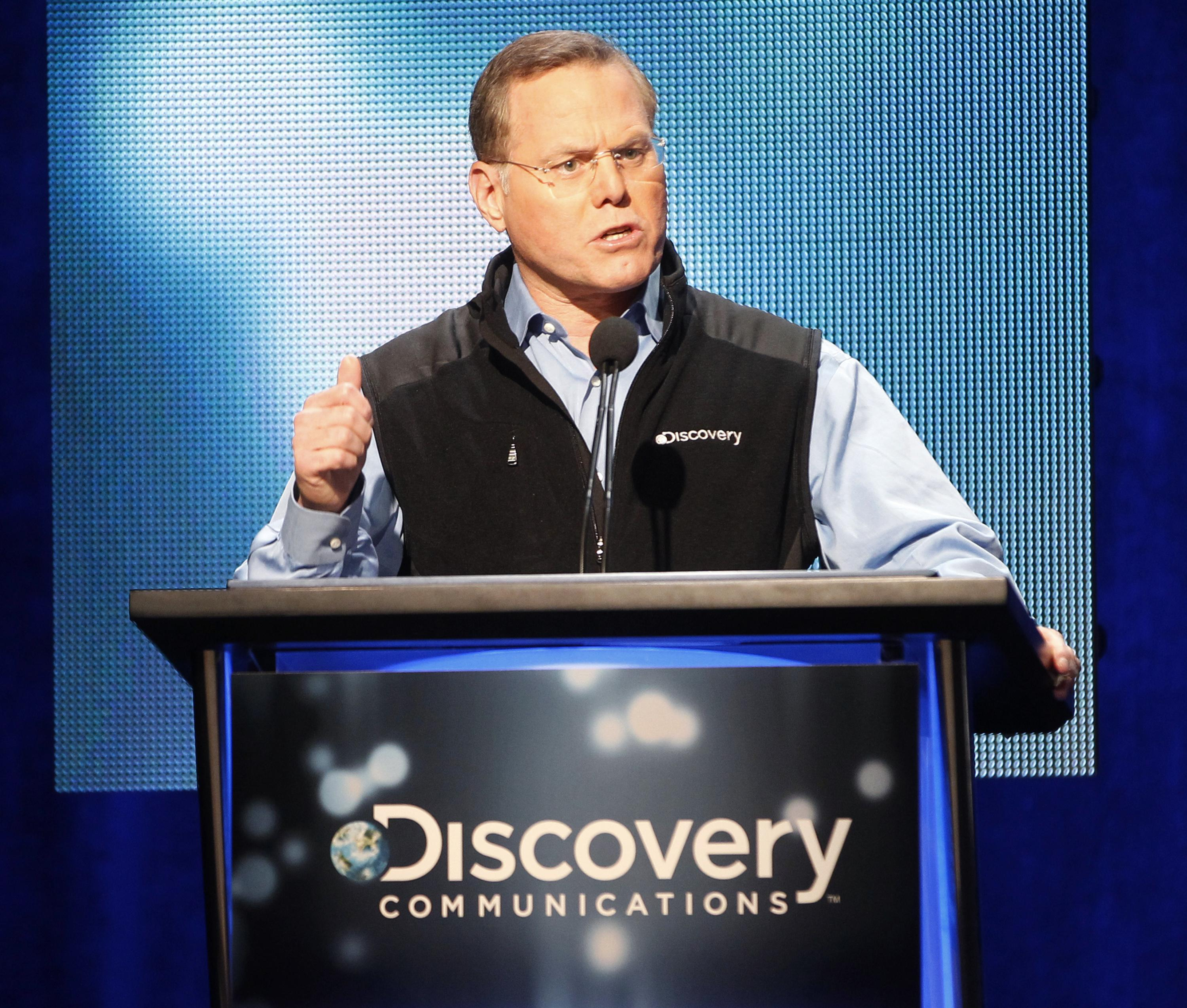 1.	Discovery Communications
