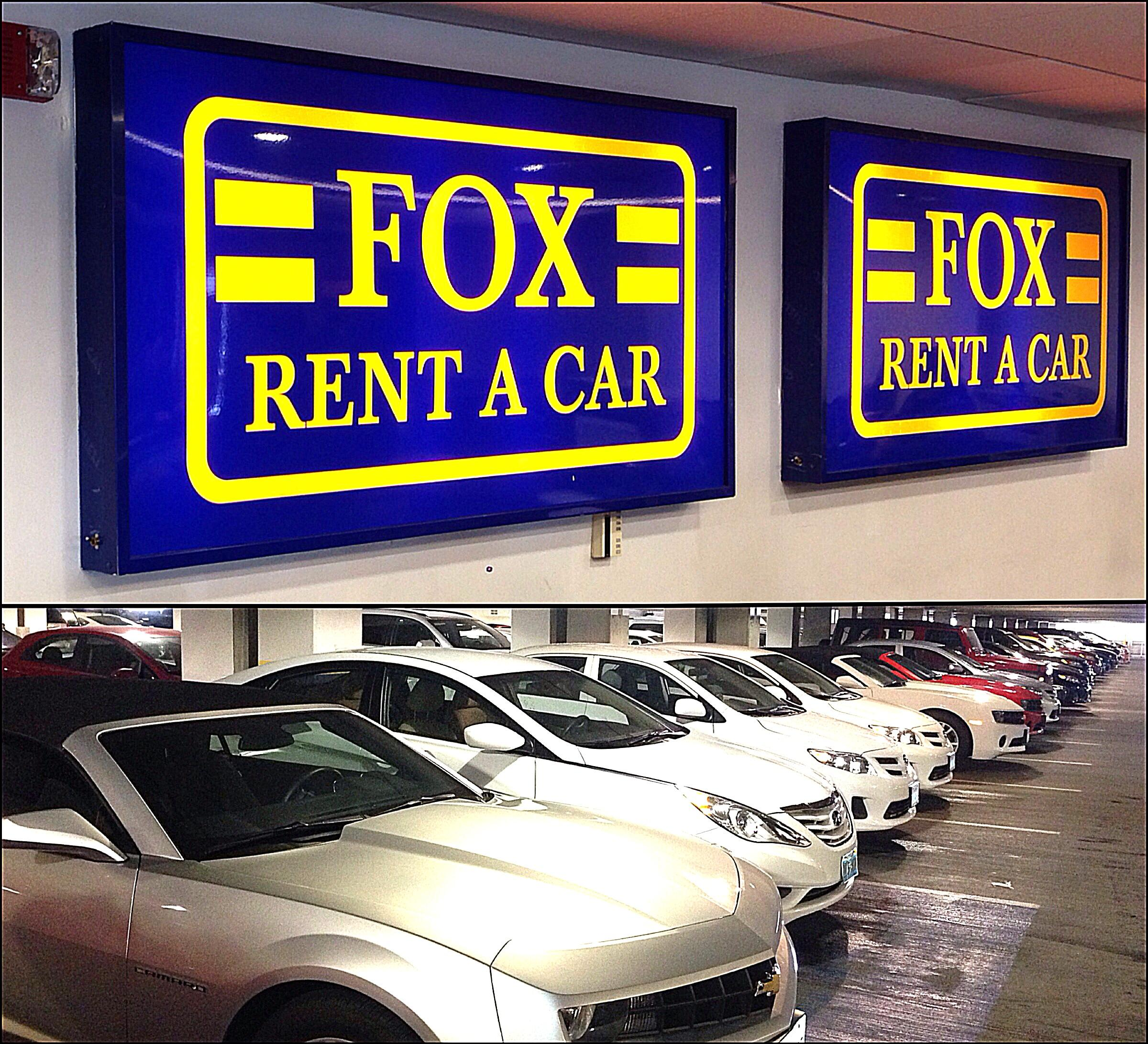 Fox rent a car miami airport address 14