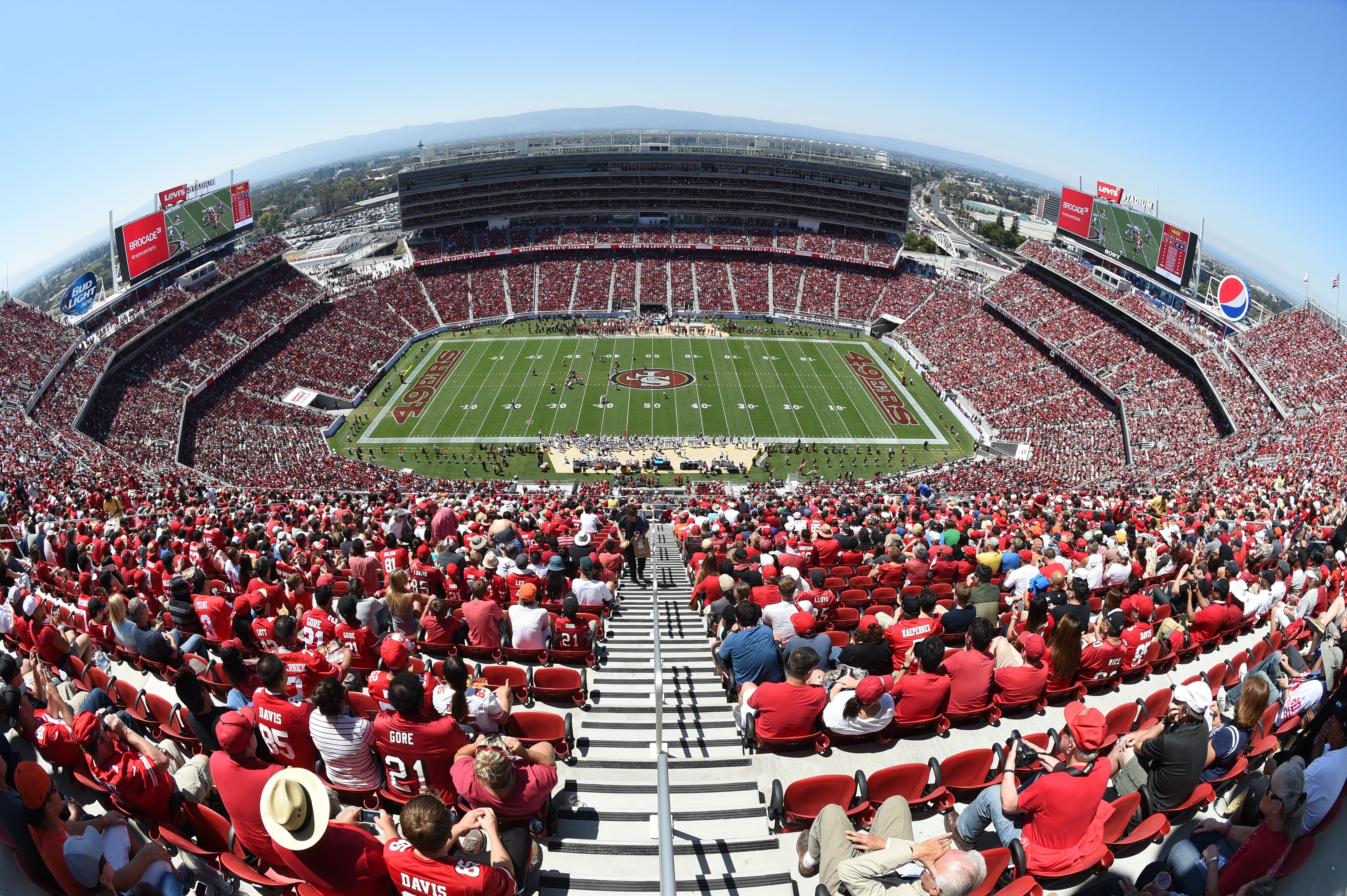 The NFL's 10 Most Expensive Stadiums For Fans