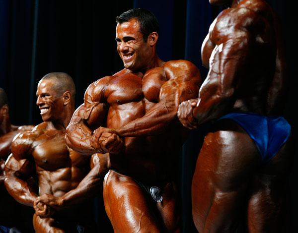 "The Tax Court ruled that a <a href=""http://www.thefiscaltimes.com/Special-Features/Slideshow/Deductions/Slide6.aspx"">professional body builder</a> who uses special oils to prepare for competition could deduct their cost. What is not deductible are the whe"