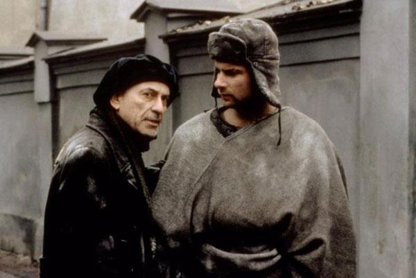 <p>With a career as long and storied as Alan Arkin's, there are bound to be a few duds along the way...but there is really no good excuse for appearing next to Robin Williams (at his late 90's syrupy worst) in a tragicomedy set in a concentration camp.<