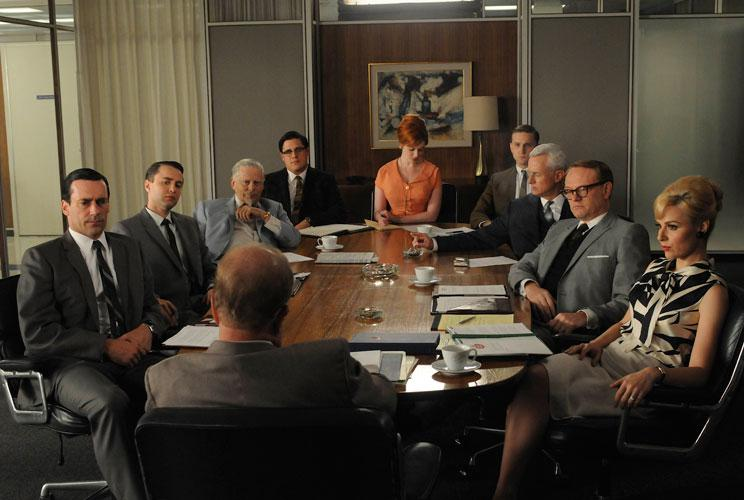 In the mad world of advertising in the '60s as captured by the hit show <em>Mad Men</em>, there were three major networks, and the advertising business was a multi-million dollar business as well as a major force in the consumer landscape.