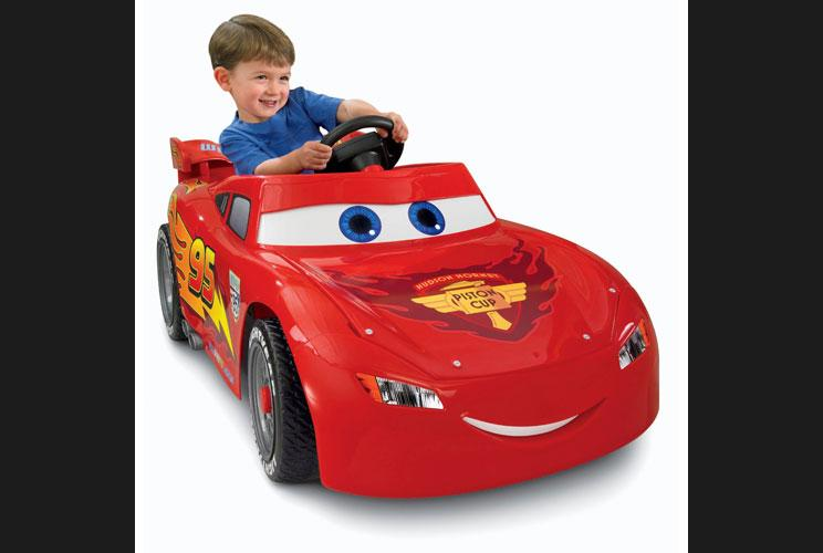 In the toy industry, no popular franchise goes untapped, and this year, <em>Cars 2</em> is in the spotlight. Fisher Price has added a <em>Cars 2</em> collection to its line of pint-sized roadsters (this movie-inspired favorite is nearly sold out on Amazon