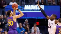 NCAA Basketball: NCAA Tournament-Second Round-UNI vs Texas A&M