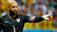 Secretary of Defense Tim Howard