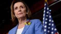 Pelosi holds news conference on Capitol Hill