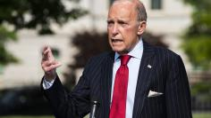 Kudlow speaks on COVID from White House