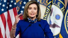 Nancy Pelosi Weekly Press Conference