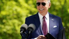 U.S. President Biden speaks about administration's coronavirus response at the White House in Washington