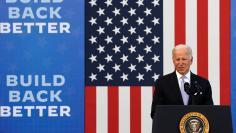 U.S. President Joe Biden visits Pennsylvania
