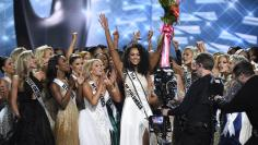 2017 Miss USA  – Las Vegas, Nevada, U.S.