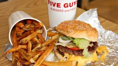19. Five Guys Burgers and Fries