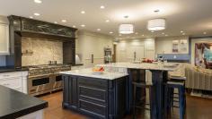 7. Major kitchen remodel (upscale)
