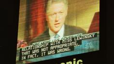 Bill Clinton Lewinski Apology