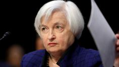U.S. Federal Reserve Board chair Yellen testifies before Congressional Joint Economic hearing on Capitol Hill in Washington