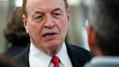 Senator Shelby (R-AL) speaks to reporters after a vote in Washington