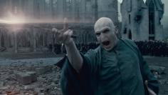 Harry Potter Deathly Hollows Part II
