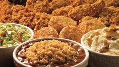 Popeye's Fried Chicken and Sides