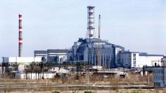 - FILE PHOTO APRIL 1996 - General view of the Chernobyl nuclear power plant. It was reported today t..