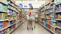 Supermarket image