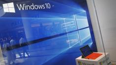 A computer screen shows features of the Windows 10 operating system at the Microsoft store at Roosevelt Field in Garden City, New York July 29, 2015. REUTERS/Shannon Stapleton