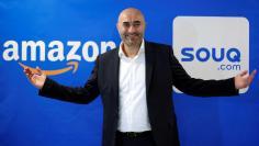 Souq.com Co-Founder Ronaldo Mouchawar, poses for camera at Souq.com in Dubai