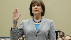 House panel says IRS official waived rights, contempt possible